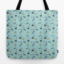 sick wizards blue Tote Bag