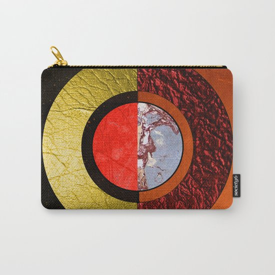 Abstract #121 Carry-All Pouch