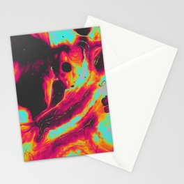 MIDNIGHT MISTAKES + REACTIONS Stationery Cards