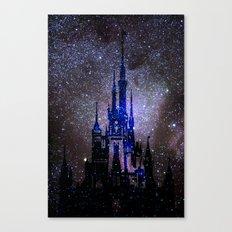 Fantasy Disney Canvas Print