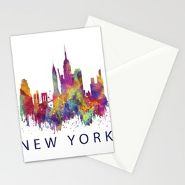 New York for Men Women and Kids Stationery Cards