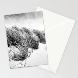 Sea and Sand, Kellogg Beach Dunes, Crescent City, Del Norte, California Stationery Cards