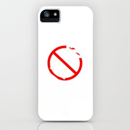 Hate excuses?Then so be it! Grab this tee made perfectly for you! Makes a nice and unique gift too!  iPhone Case