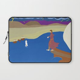 Leap of Faith Laptop Sleeve