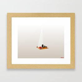 ehm love#7 Framed Art Print