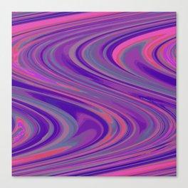 Psychedelica Chroma XXIV Canvas Print