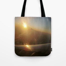 Morning and All It's Glory Tote Bag