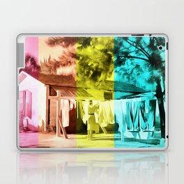 Sarasota Series Wash Day Laptop & iPad Skin