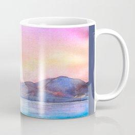 Sunset Rainbow Coffee Mug