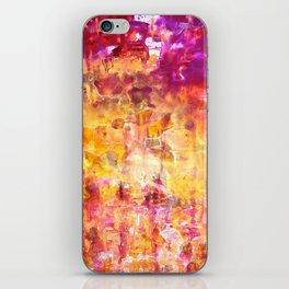 Hot Flash iPhone Skin