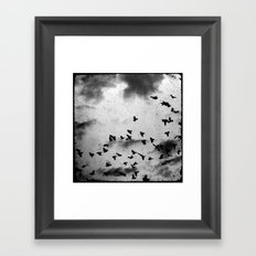 Doomsday - Through The Viewfinder (TTV) Framed Art Print