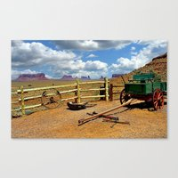 movies Canvas Prints featuring Western Movies by Exquisite Photography by Lanis Rossi