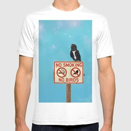 Bird of Leather T-shirt