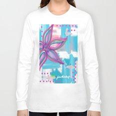 Easter Flower Long Sleeve T-shirt