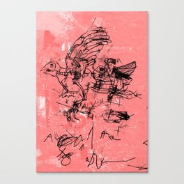 LOWER 4 Canvas Print