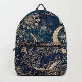 Glitter Dream Catcher Book Bag