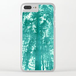 Glory of the Magnificents Clear iPhone Case