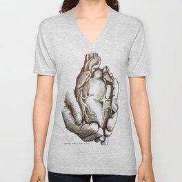A Servant Heart Unisex V-Neck