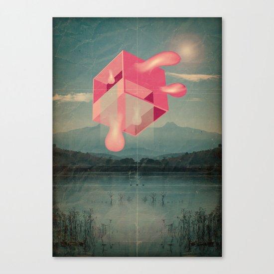 bucolico cubolo Canvas Print