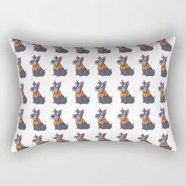 Jock - Lady And The Tramp Rectangular Pillow