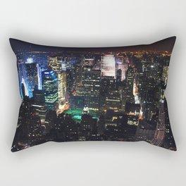 In New York Rectangular Pillow