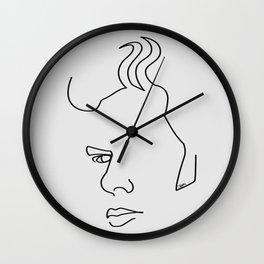 Jim Jarmusch Wall Clock