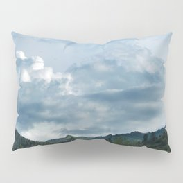 Princess Mononoke Landscape Pillow Sham