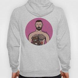 Beard Boy: Dani Bear Hoody