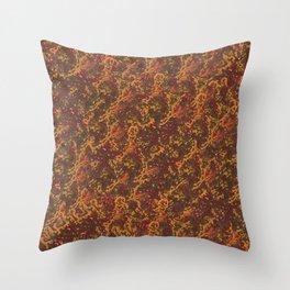 Camoo #6 Throw Pillow