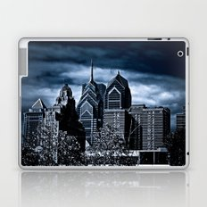the dark city Laptop & iPad Skin