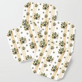 Cactus Stripe Coaster