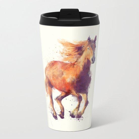 Horse // Boundless Metal Travel Mug
