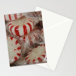 Peppermints Stationery Cards