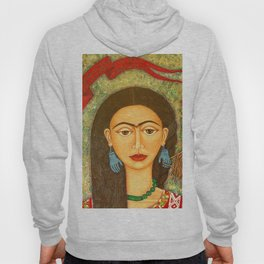 My homage to Frida Hoody