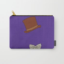 Willy Wonka Silhouette Carry-All Pouch