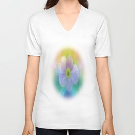 Colorful Dreams Unisex V-Neck
