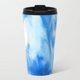 Abstract #48 Travel Mug