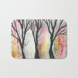 Laguna Trees Bath Mat