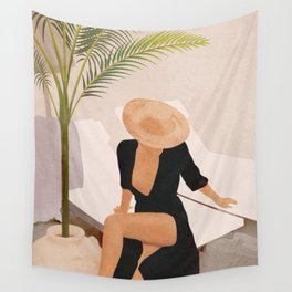 That Summer Feeling I Wall Tapestry