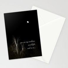 You are my... Stationery Cards