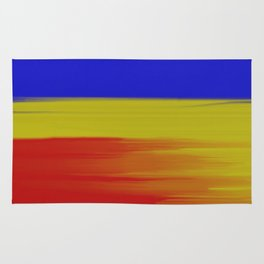 Abstract No 1 By Chad Paschke Rug