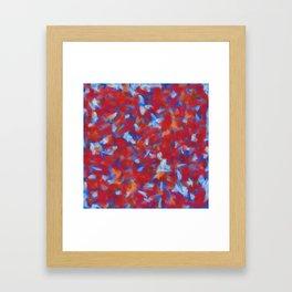 Petallic Framed Art Print