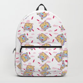 pattern dogs Backpack