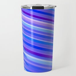 Purple Flow Travel Mug