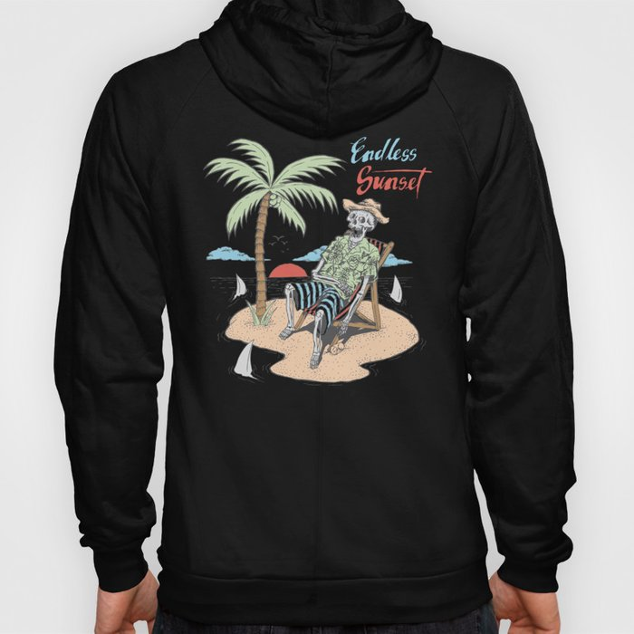 Endless Sunset Hoody