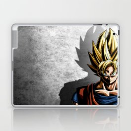SSJ Goku Dragon Ball Laptop & iPad Skin