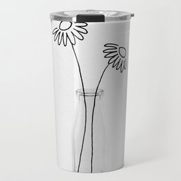 Flower Still Life II Travel Mug