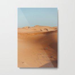 Sand6 Metal Print
