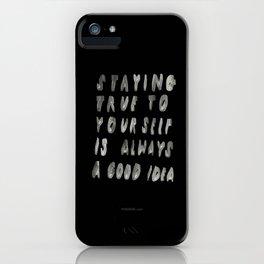 TRUE iPhone Case