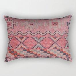 V21 New Traditional Moroccan Design Carpet Mock up. Rectangular Pillow